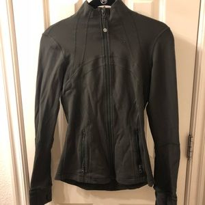 Lululemon Olive Green Define Jacket